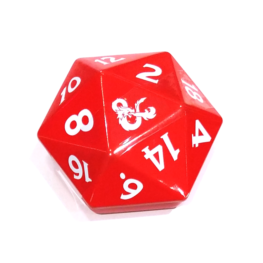 Dungeons & Dragons +1 Cherry Potion Candy