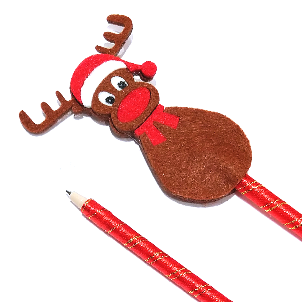 Christmas Reindeer Pen