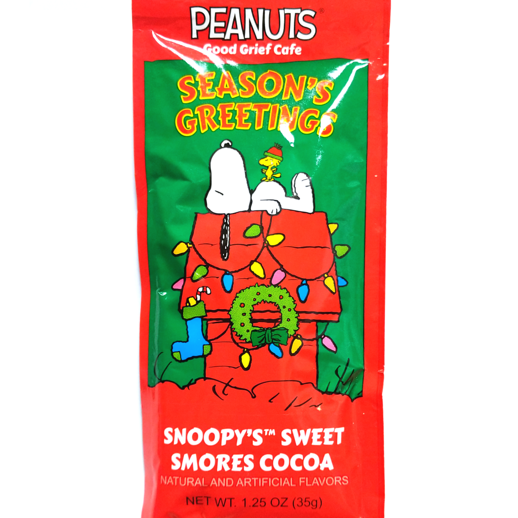 Snoopy's Sweet S'mores Cocoa (35g)