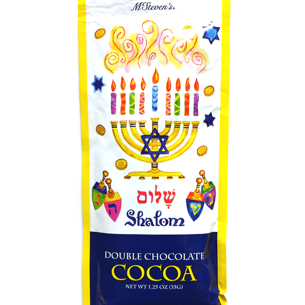 McSteven's Shalom Double Chocolate Cocoa (35g)
