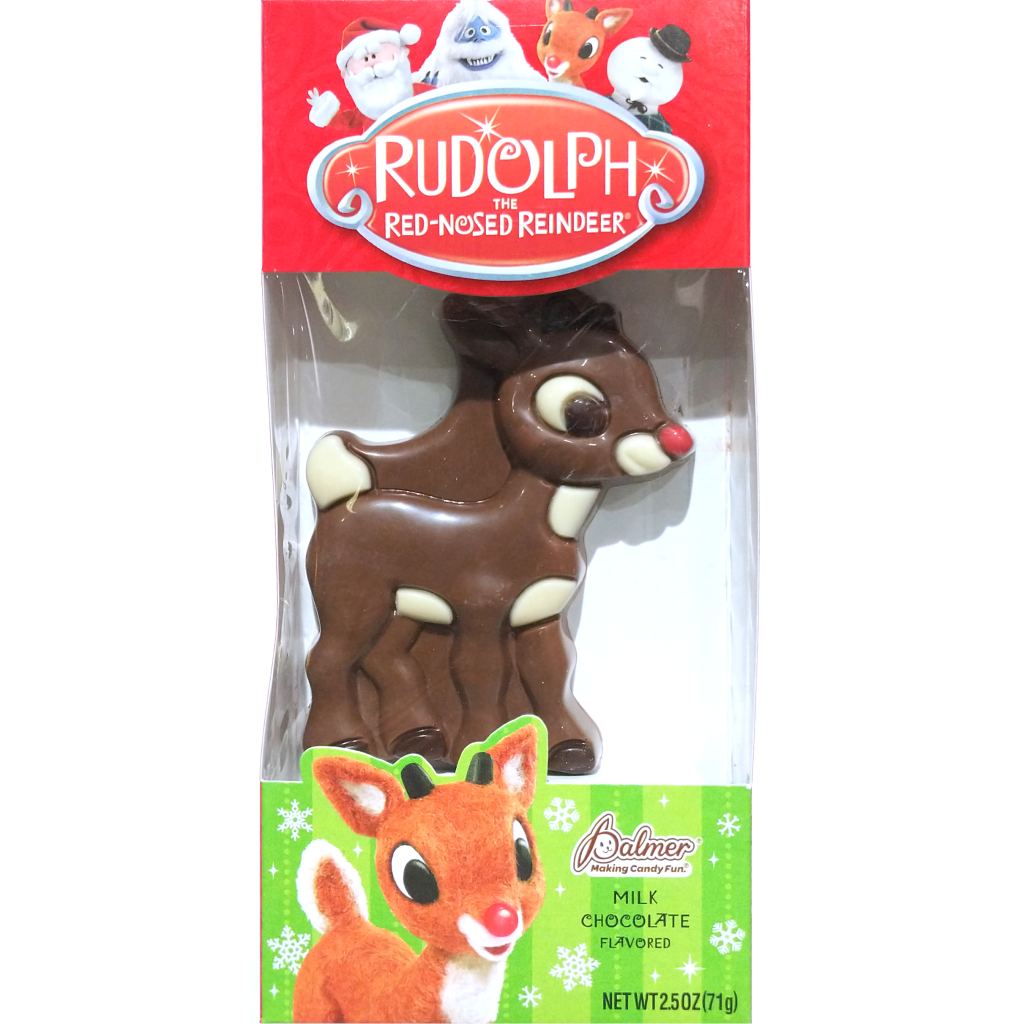 Rudolph Chocolate Pals: Rudolph the Red Nosed Reindeer (71g)