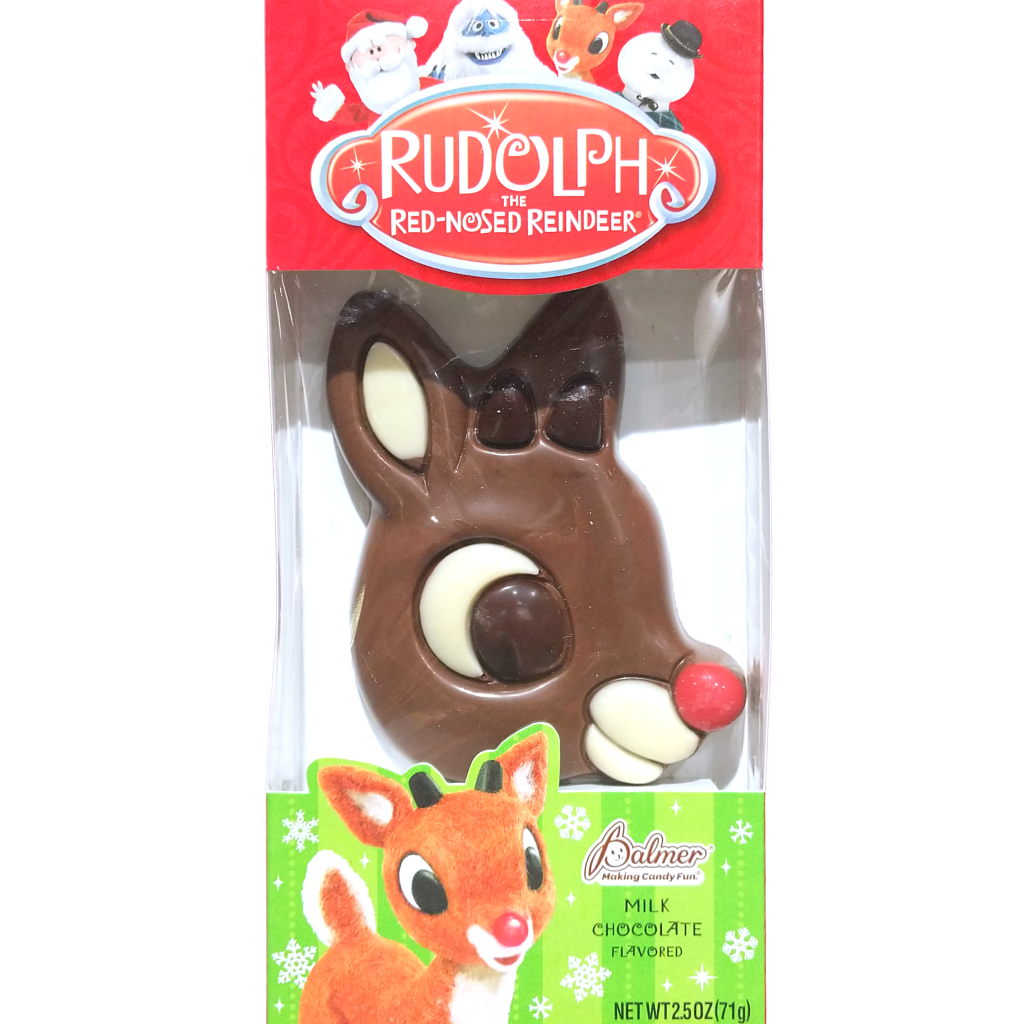 Rudolph Chocolate Pals: Rudolph Face (71g)