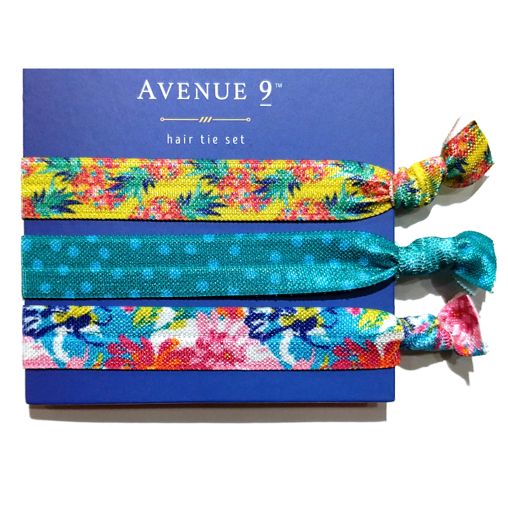 Avenue 9 Hair Tie Sets (3 Types)