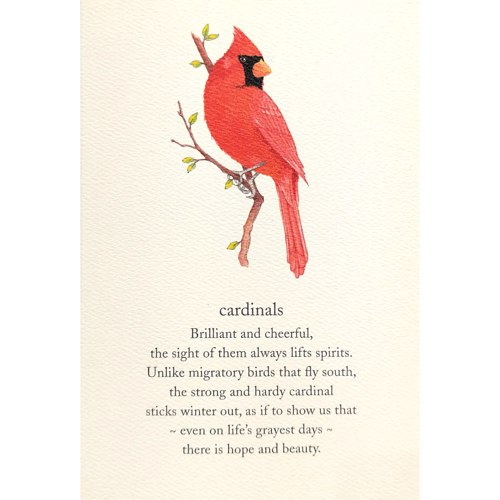Card: Cardinals (Cheer)