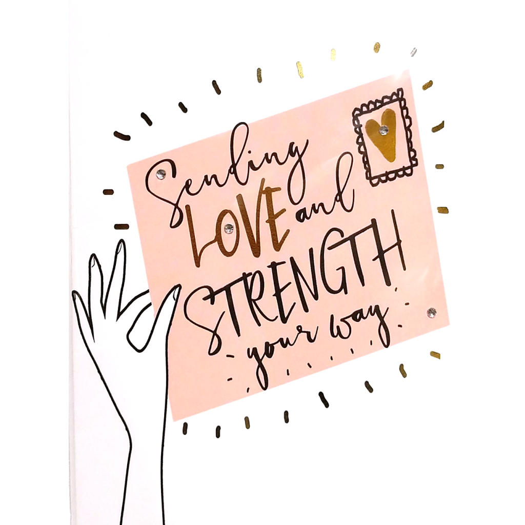 Support Card: Sending Strength