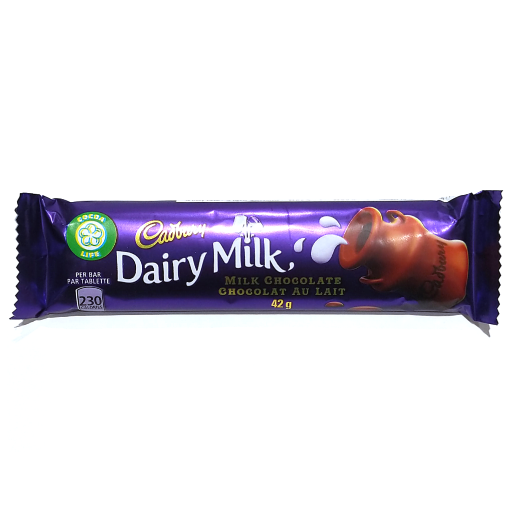Dairy Milk Chocolate Bar (42g)