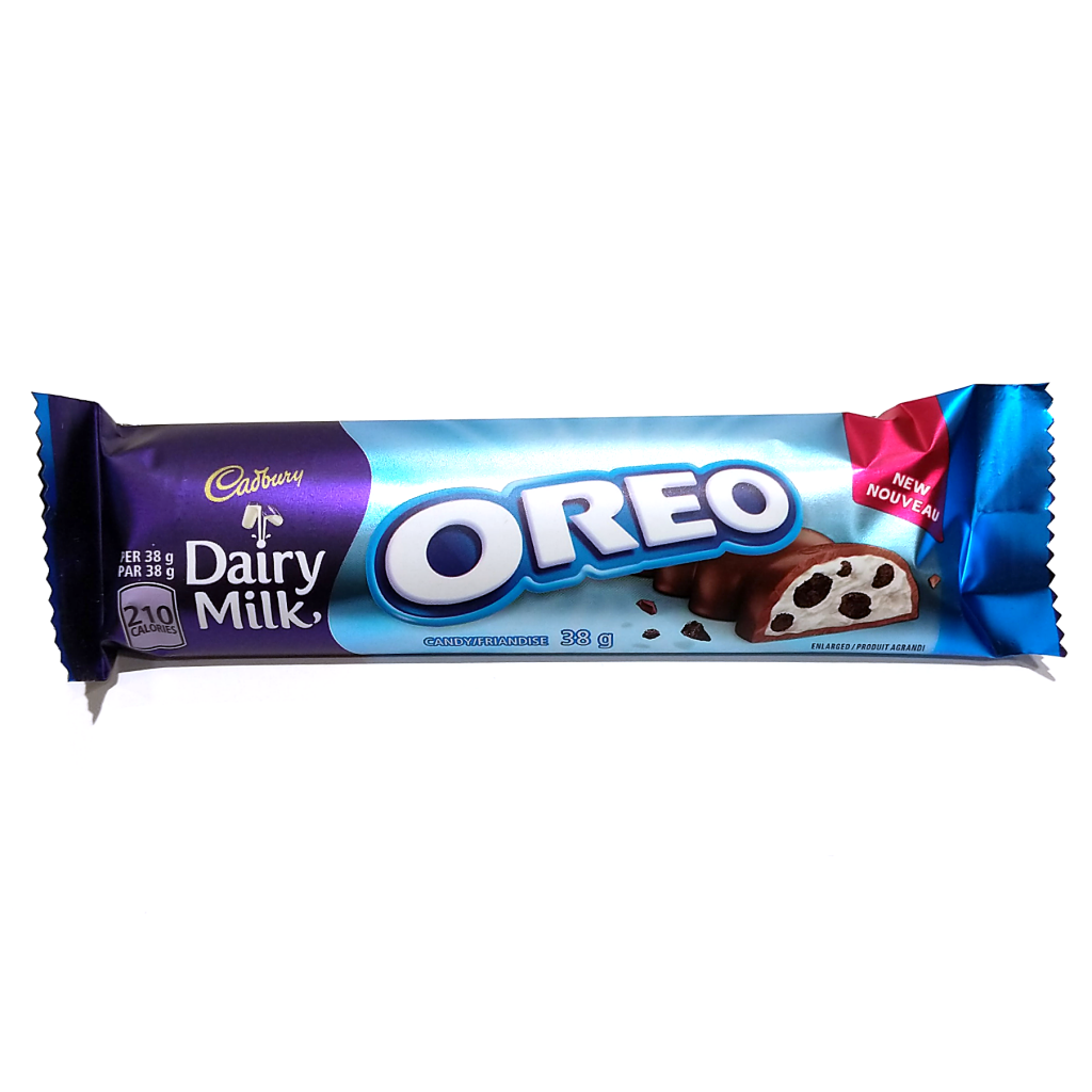 Dairy Milk Oreo Bar (38g)