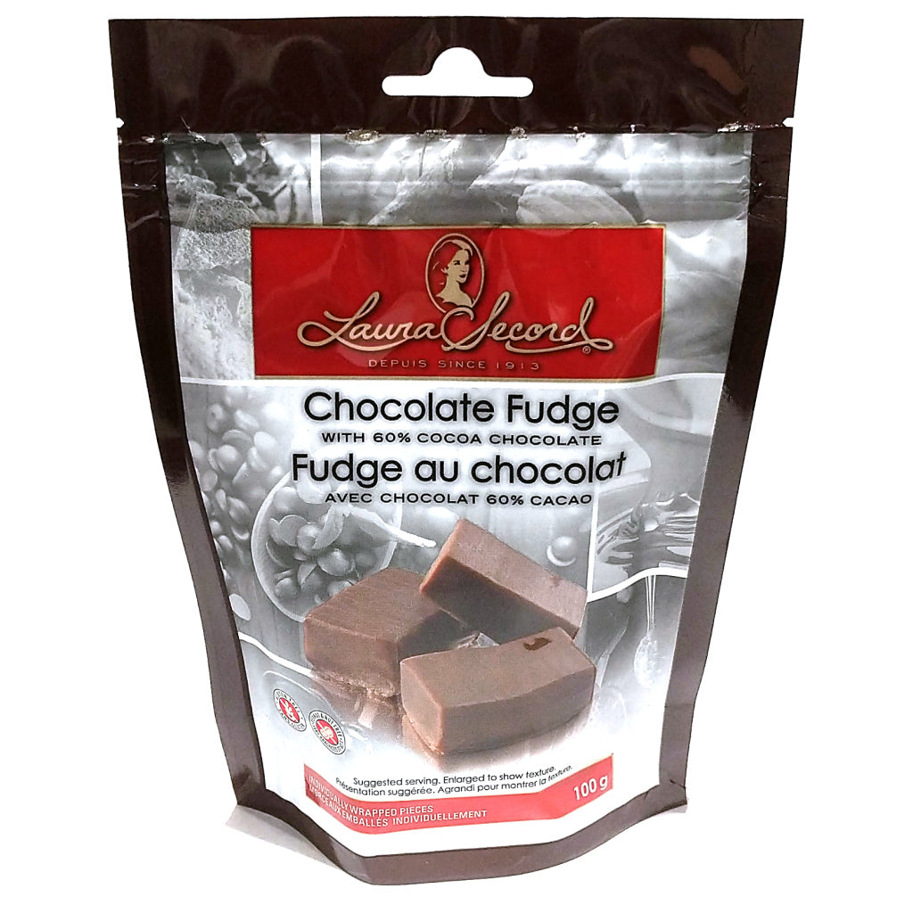 Laura Secord Chocolate Fudge (100g)