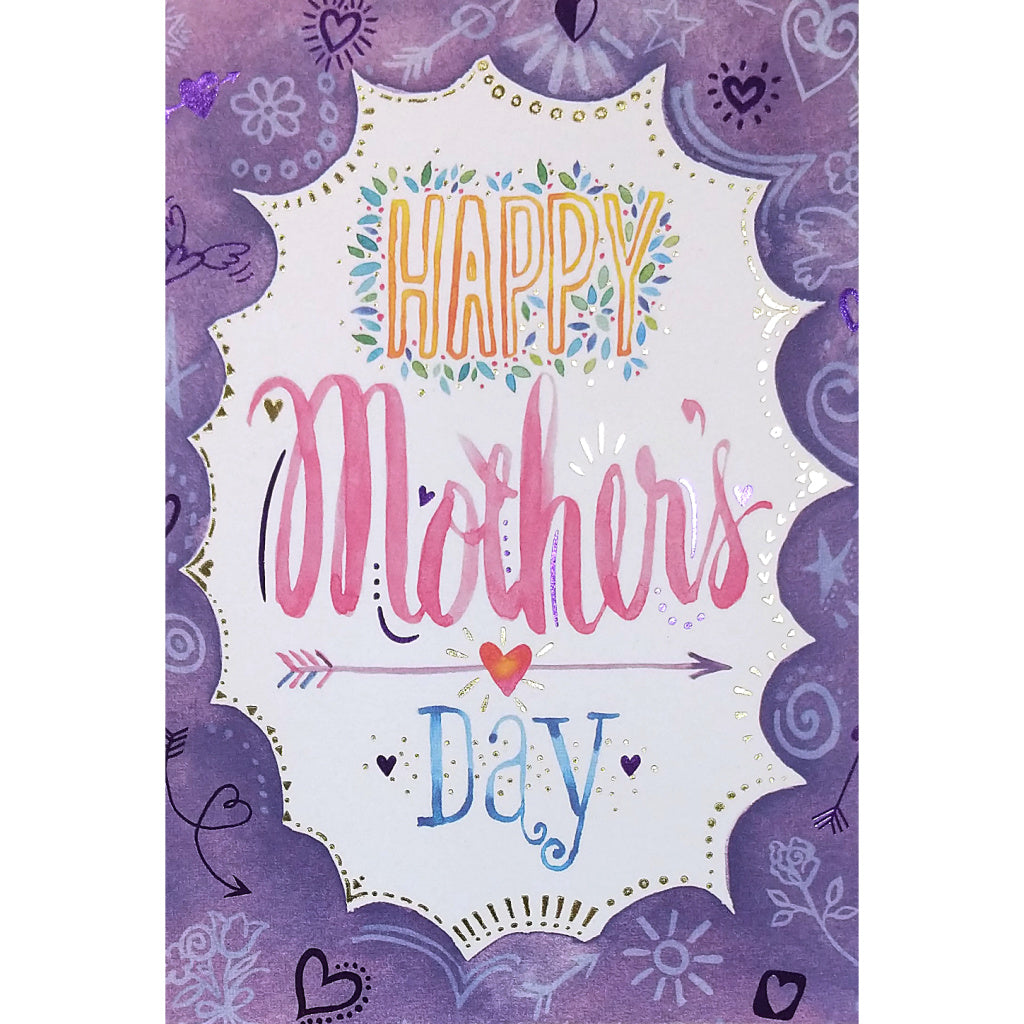 Mother's Day Card: I'm So Glad I Have You