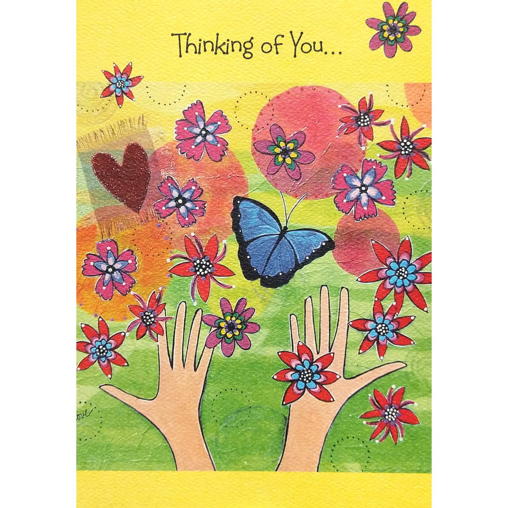 Comfort Card: Thinking of You