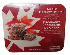 Maple Cashew Crunch