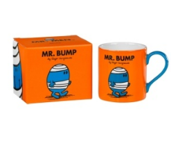Mr. Men and Little Miss - Mr. BUMP