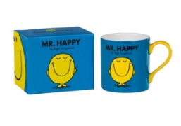 Mr. Men and Little Miss - Mr. HAPPY