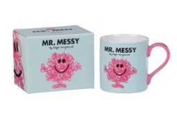 Mr. Men and Little Miss - Mr. MESSY