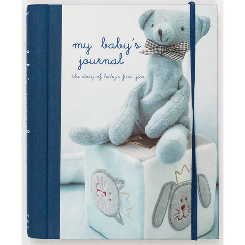 My Baby's Journal - Boy