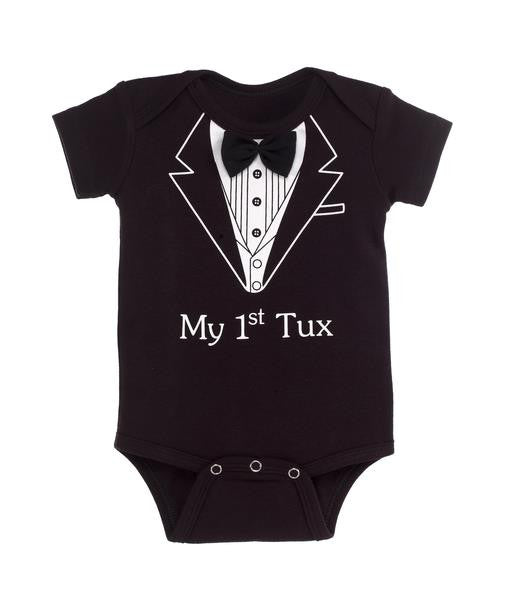 My First Tux - Onsie