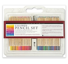 Peter Pauper Pencil Crayon Set - 30 pcs.