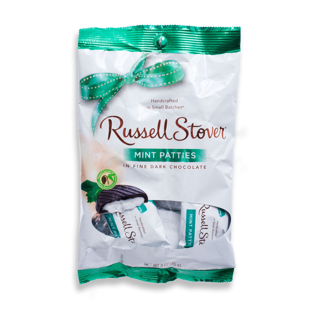 Russell Stover Mint Patties (85g)