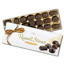 Russell Stover Dark Chocolates (284g)