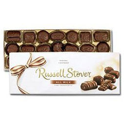 Russell Stover All Milk Chocolates (284g)
