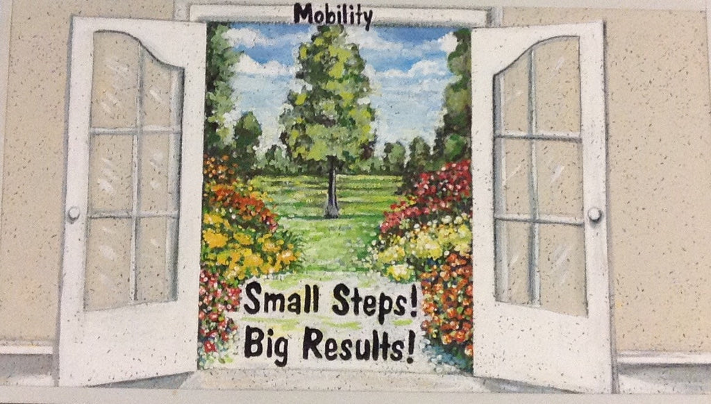 Small Steps! Big Results
