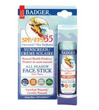 Badger SPORT Stick Unscented Sunscreen SPF 35