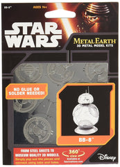 3D Metal Model Kit: BB8