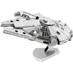 3D Metal Model Kit: Millenium Falcon