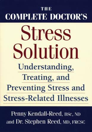 The Complete Doctor's Stress Solution