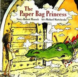 ROBERT MUNSCH - The Paper Bag Princess