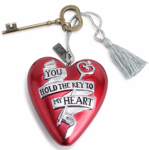 Art Hearts: You Hold the Key To My Heart