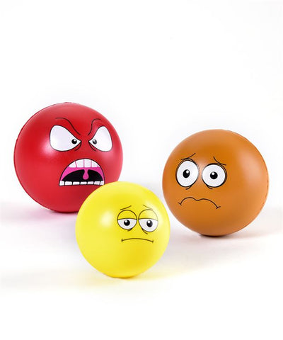The Anger Managers: Stress Balls