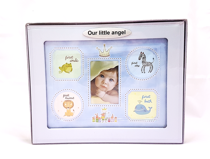 Our Little Angel Picture Frame