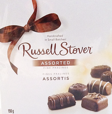 Russell Stover Assorted Chocolates (156g)