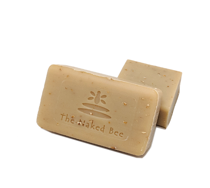 Naked Bee Oatmeal & Honey Triple Milled Soap