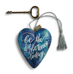 Art Hearts: Be the Difference Today