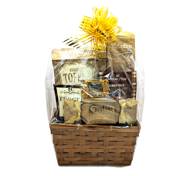 Everything Sweet Gift Basket