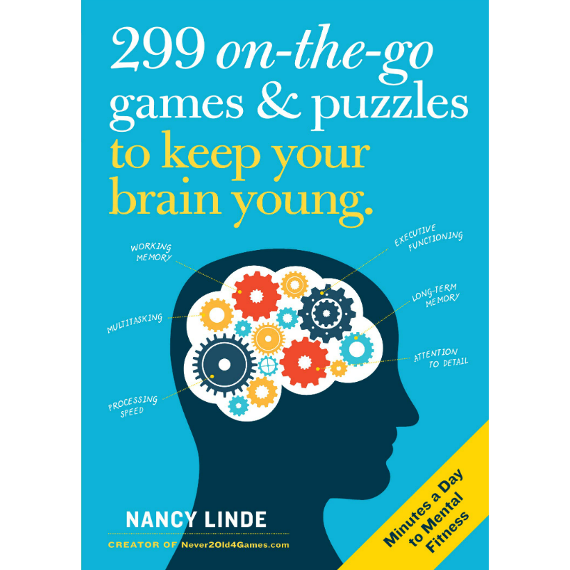 299 On-the-Go Games & Puzzles (Nancy Linde)
