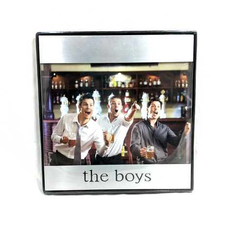 """The Boys"" Picture Frame"