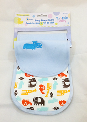 Baby Burp Cloths (2-Pack)