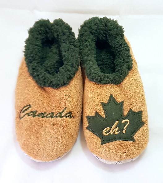 Snoozies: Canada Eh (Men's Sizes)