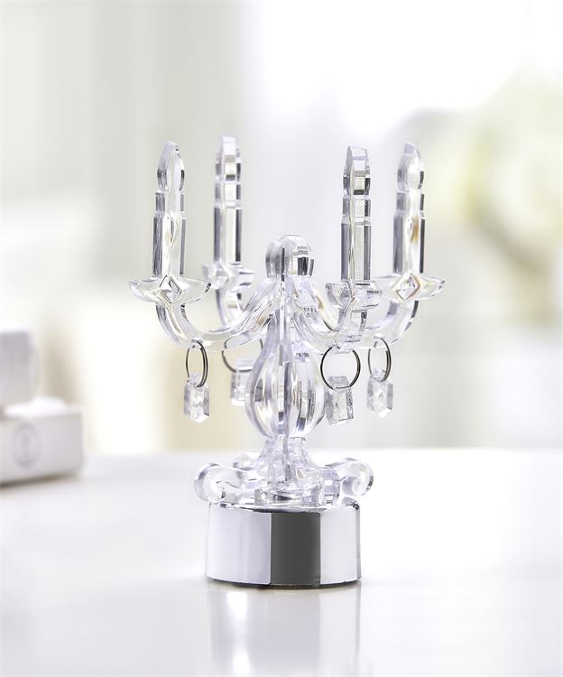 Colour-Changing Candelabra Tealight