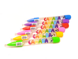 Light-Up Canada Glitter Pen