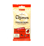 Chimes Chewy Orange Ginger Candy