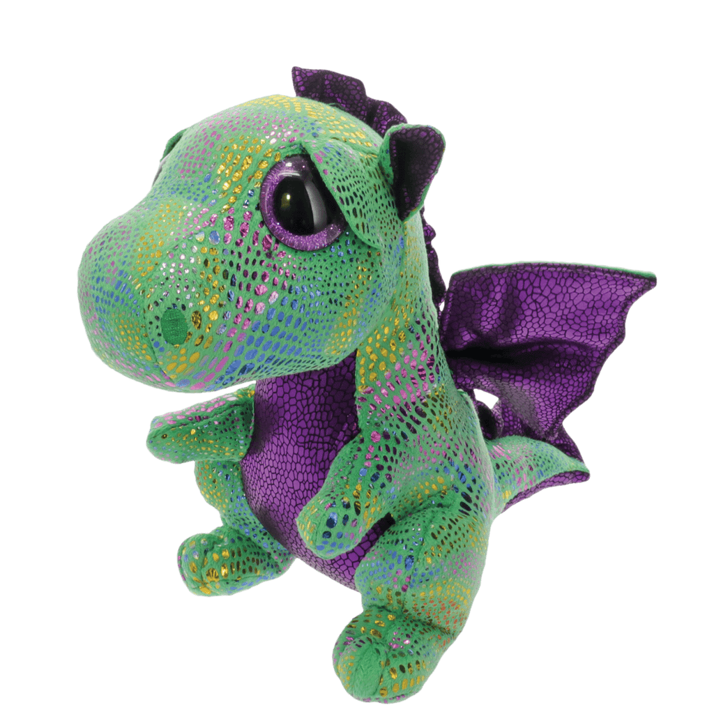 Cinder: Green Dragon Beanie Boo