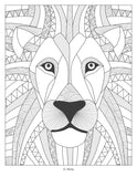 Shanti Sparrow: Colorful Creatures Colouring Book