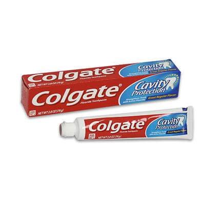 Colgate Cavity Protection Toothpaste (60mL)
