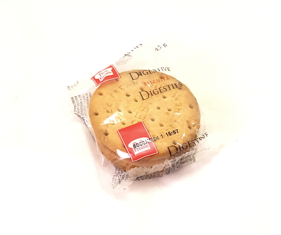 Digestive Cookie 4-Pack