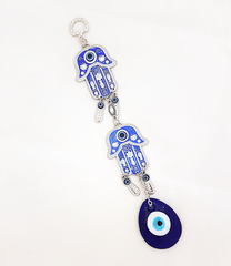 """Evil Eye"" Hanging Decoration"
