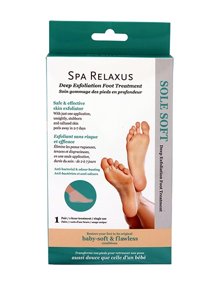 Sole Soft Deep Exfoliation Foot Treatment